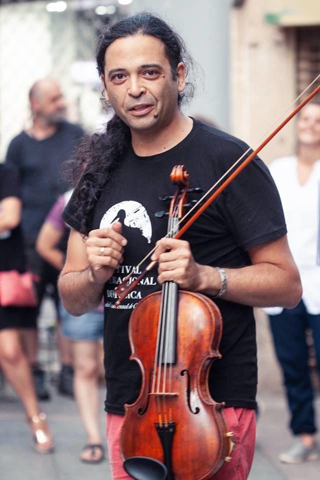 Yuval Gotlibovich, violista y director artístico del festival