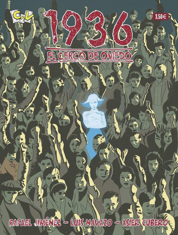 1936 El cerco de Oviedo