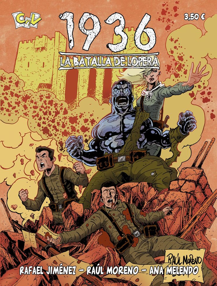 1936 la Batalla de Lopera