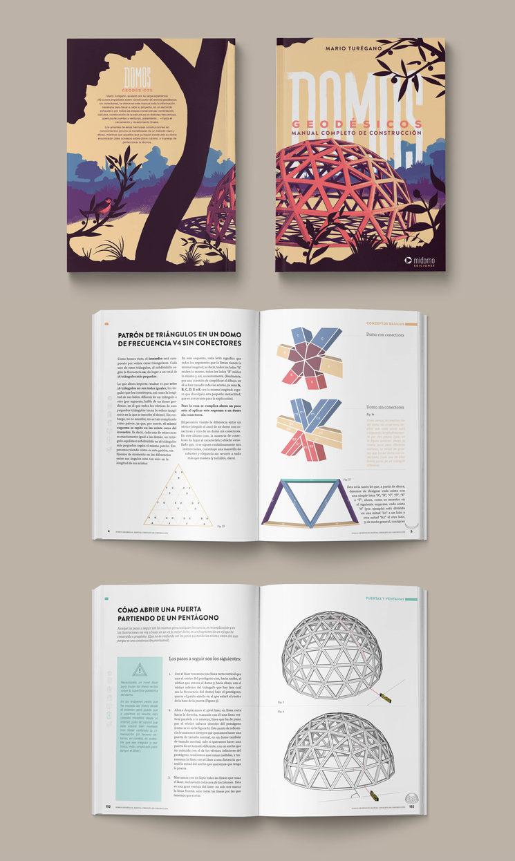 Libro de 17 x 24 cm, con tapa blanda, de unas 160 páginas aprox., con fotos e ilustraciones a todo color