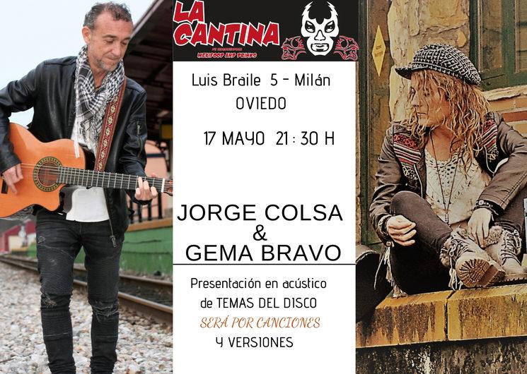 Jorge Colsa y gema Bravo \