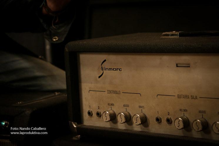 Amplificador Sinmarc