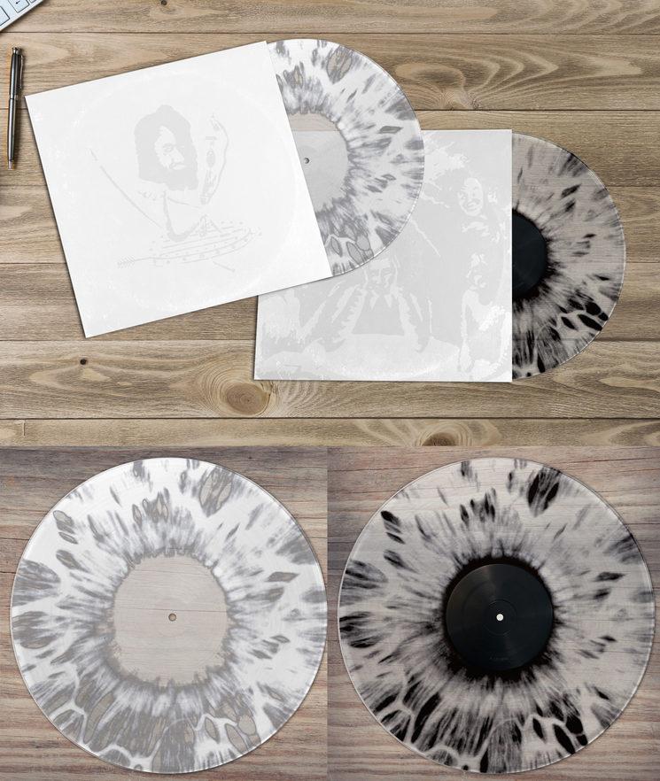 BLANCO - Double vinyl. Preproduction model.