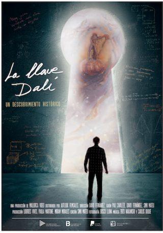 """Cartel de """"La llave Dalí"""""""