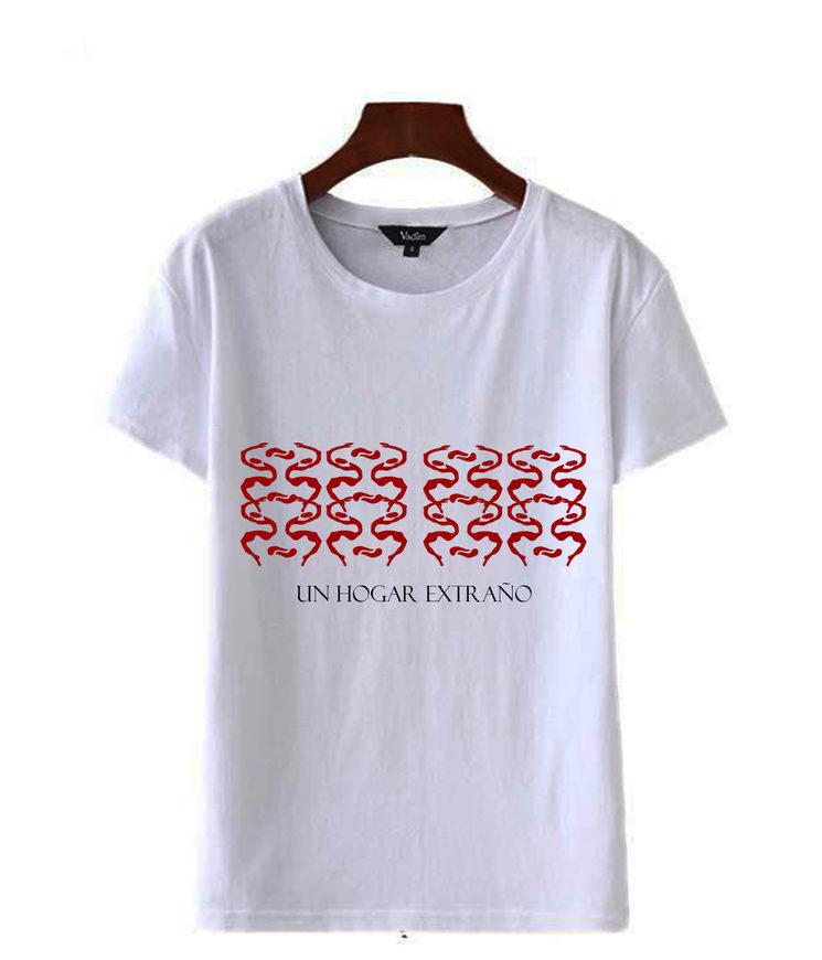 Camiseta de algodón.