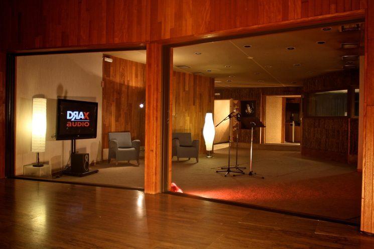 Estudio donde realizaremos la grabación del álbum Orígenes a finales de agosto