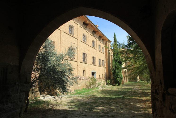Monasterio de Casbas