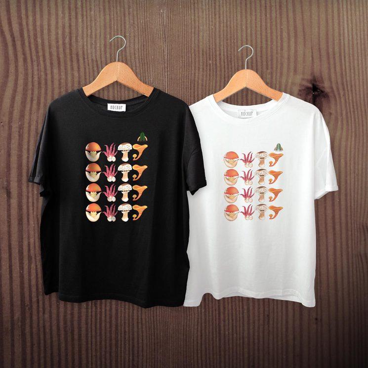 Camisetas (cor)