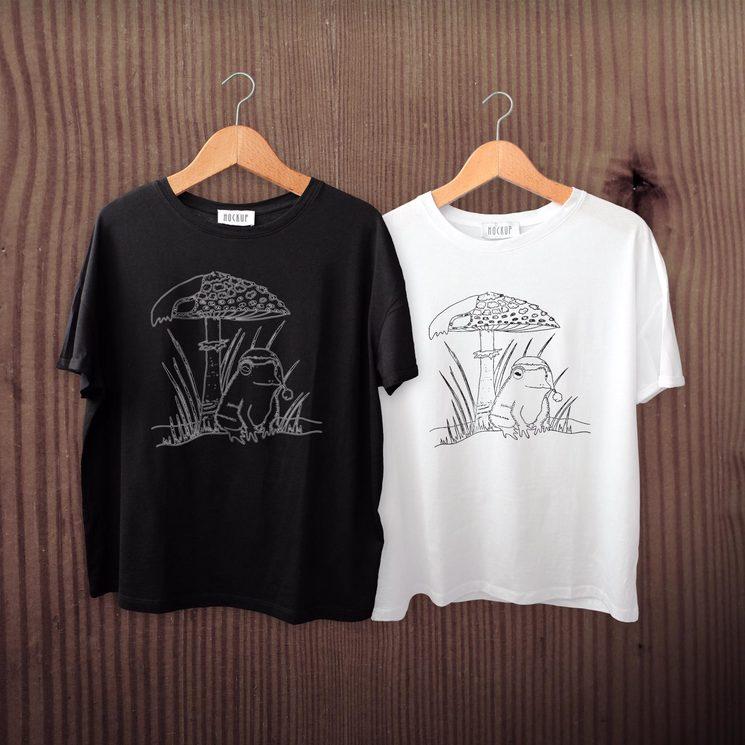 Camisetas (trazo)