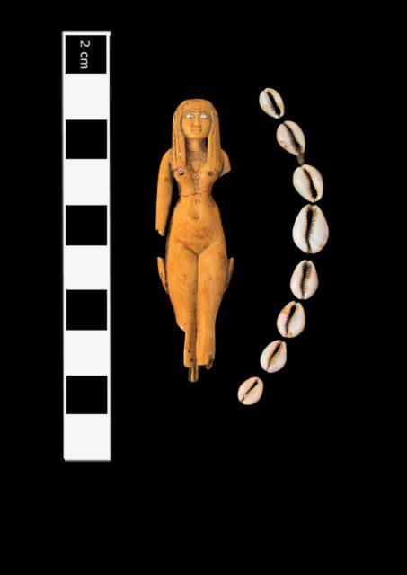 Concubina de marfil. Proyectovisiramenhotephuy©IEAE