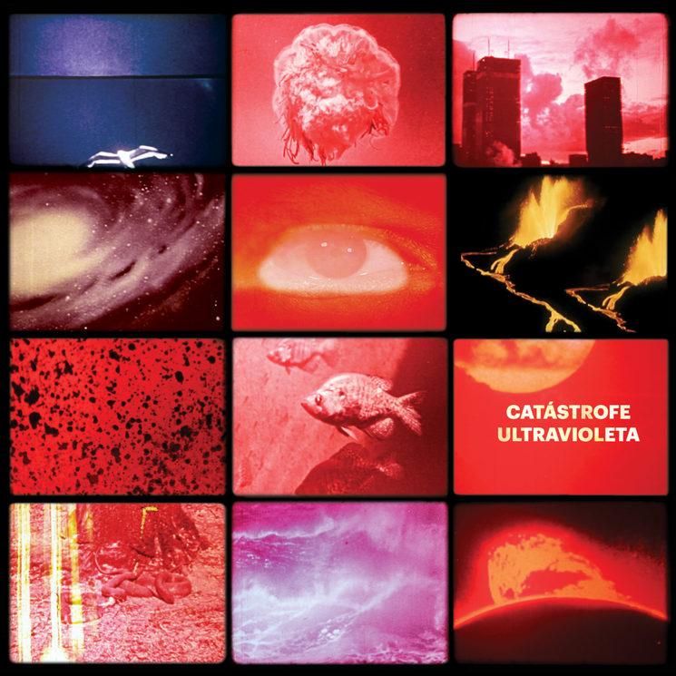 VInilo Catástrofe - portada