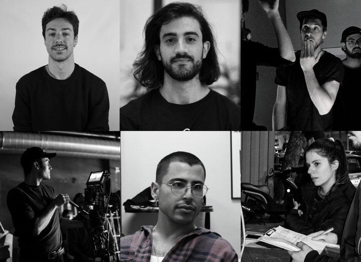 Alex Serrano, Joaquín Baena, Marc Esteban | Mehdi Agrebí, Frank Caudeli, Laia Rodas