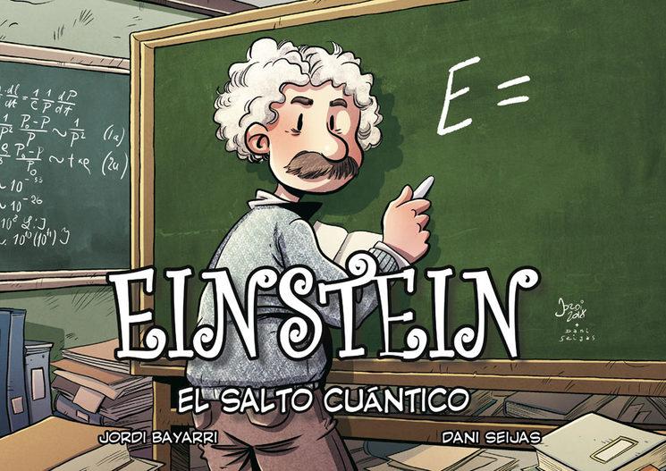 Reseña de 'Einstein, el salto cuántico'