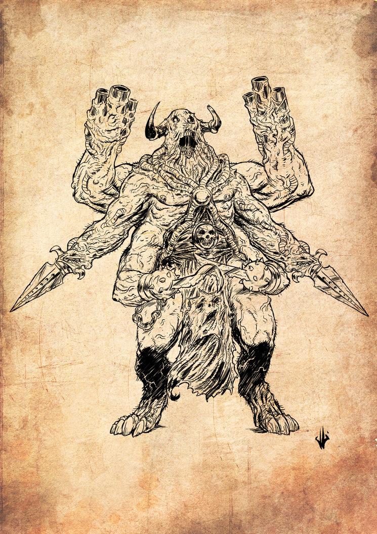 Furor, ilustrado por Jagoba Leukona