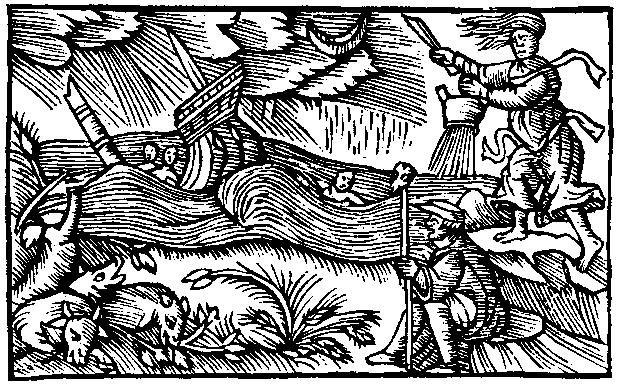 Stephen Morris. Conjurant tempestes