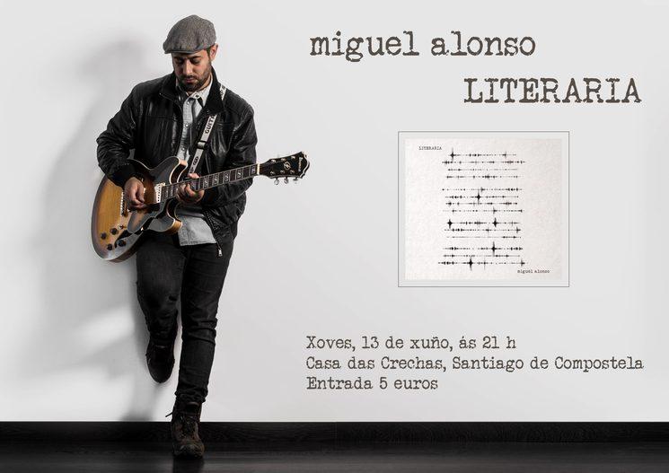 """Nova presentación de """"Literaria"""" en Compostela!"""