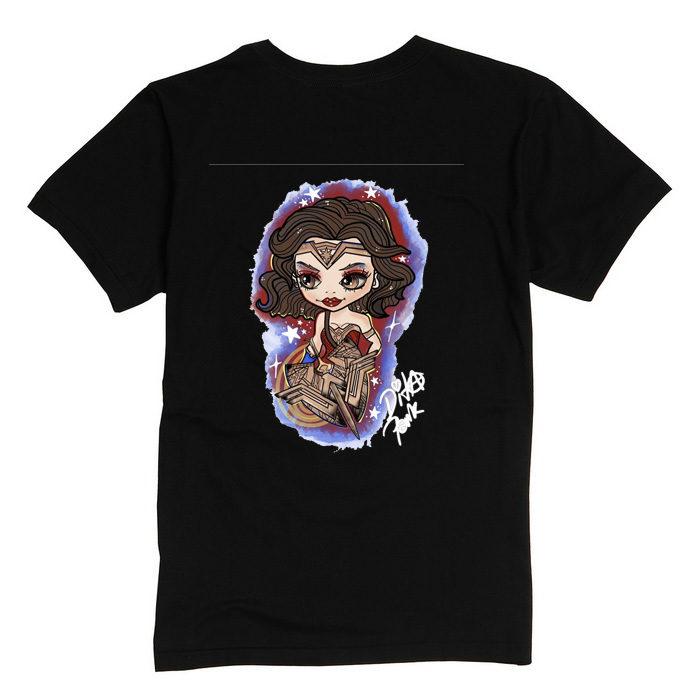 Ejemplo camiseta Frontal