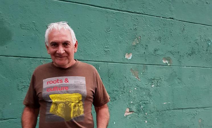 Joseba Sarrionandia en La Habana