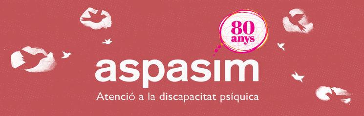 Fundació Aspasim, 80 anys cuidant les persones amb discapacitat