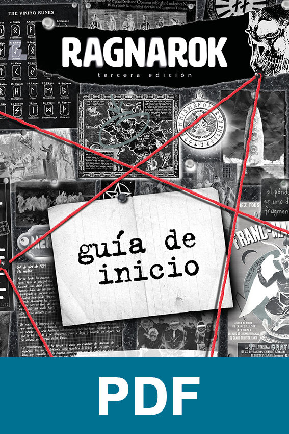 GUÍA DE INICIO DE RAGNAROK TERCERA EDICIÓN