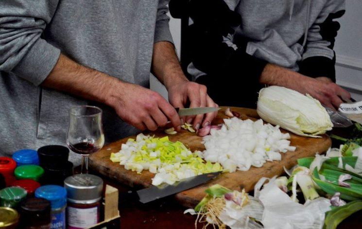 Zion Ital Food. Fotografía de El Gambitero.