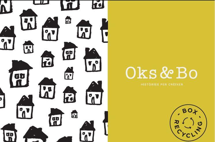 Instrucciones para transformar las cajas de Oks&Bo