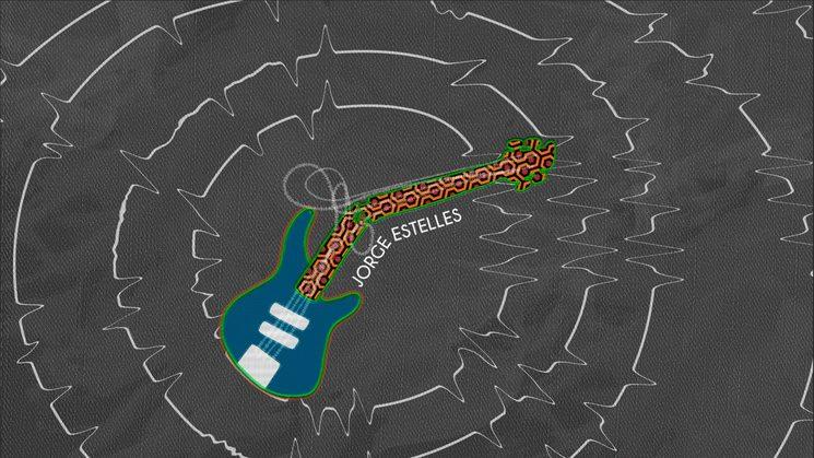 Fotograma de la intro de Retales (aún en proceso)