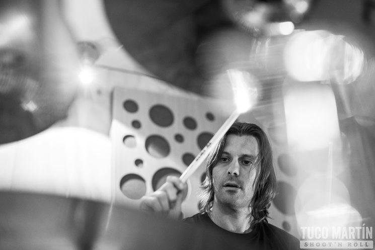 Tomeu Crespí (drums)