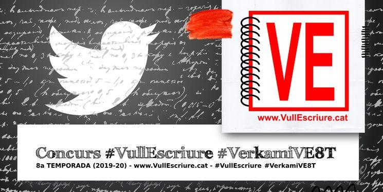 ÚLTIMS DIES per participar en el concurs de tweetrelat #VullEscriure #VerkamiVE8T d'aquest estiu! 🌞