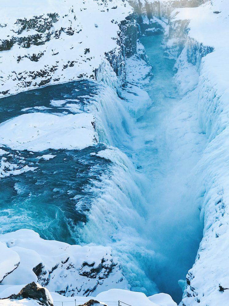 Deshielo del permafrost en la Antártida