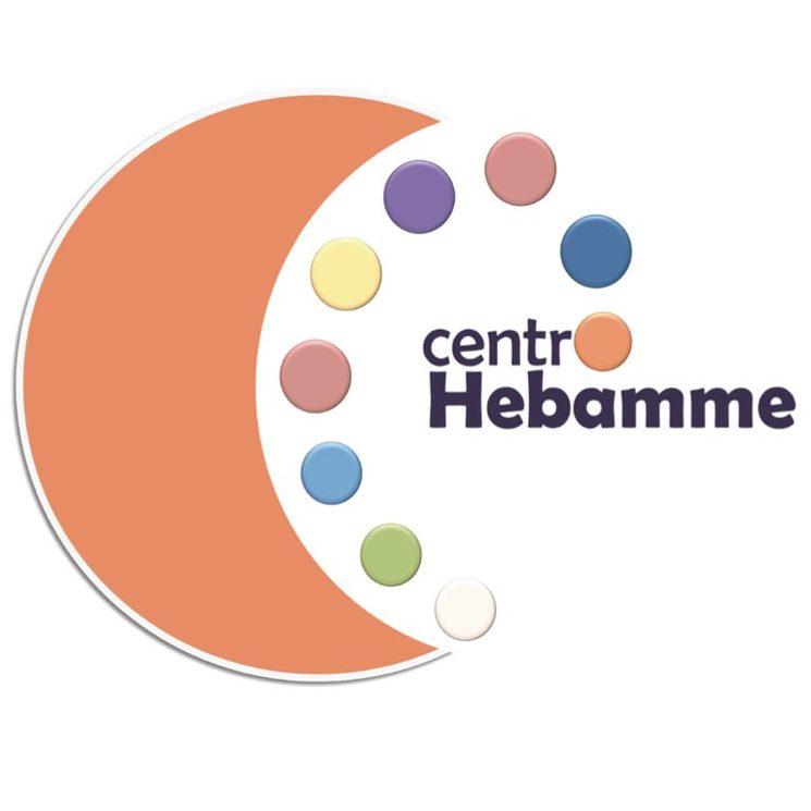 Centro Hebamme: un logo con 10 lunas
