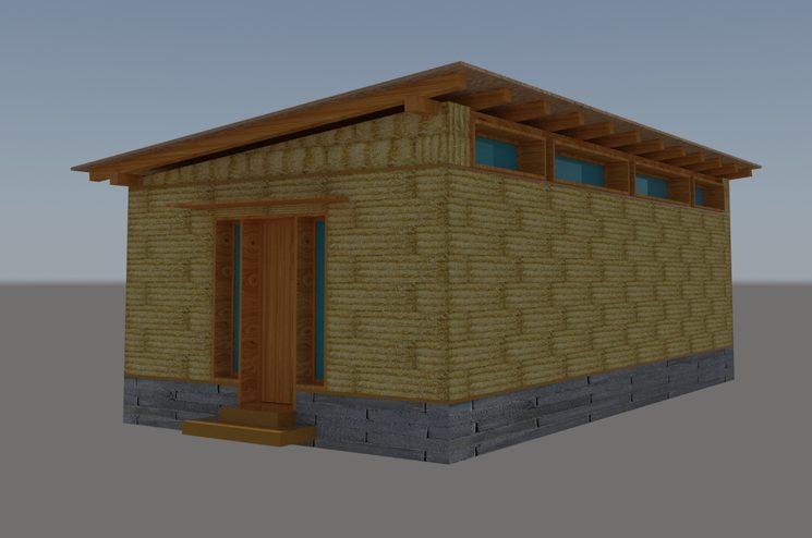 3D del refugi