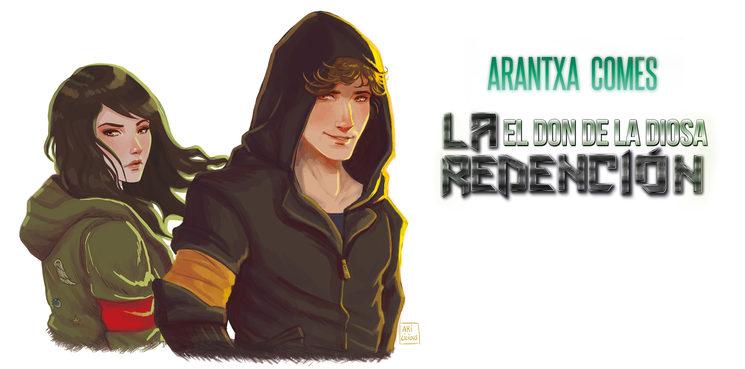 Amaranta y Tristán. Personajes de La Redención.