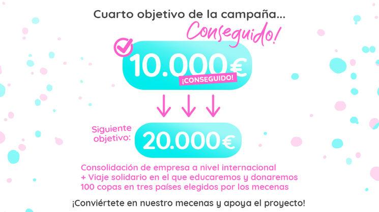 🎉 ¡Hemos llegado a los 10.000€! 🎉