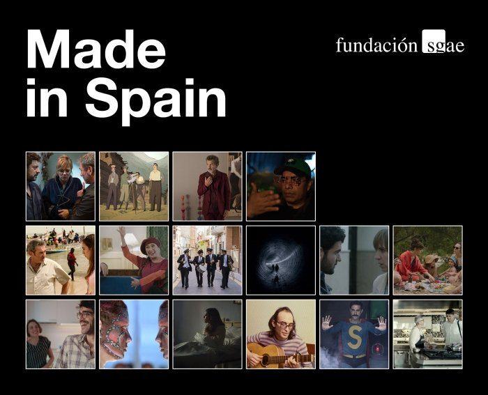 Fotogramas de las películas que integran la sección Made in Spain.