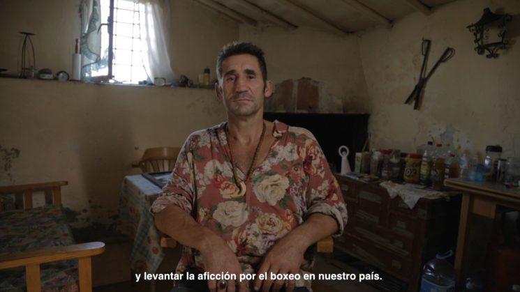 """Rodaje de """"El Potro"""""""