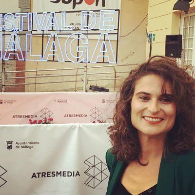 Amanda Gutiérrez, la directora.
