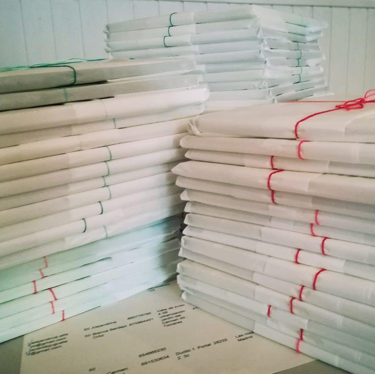 Ya llegaron los libros... y ya se fueron.