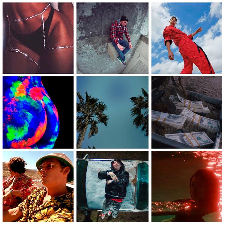 Ambientación del videoclip