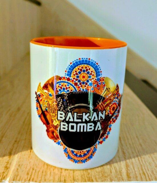 Taza Balkan Bomba