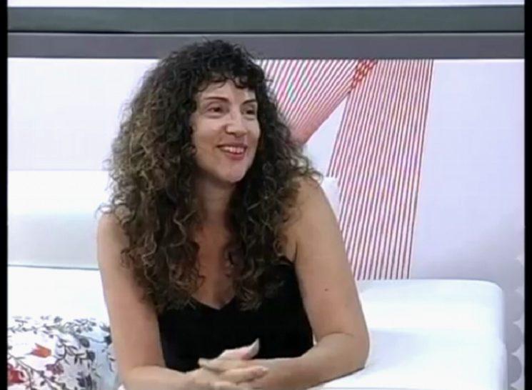 Entrevista en TV Hellín