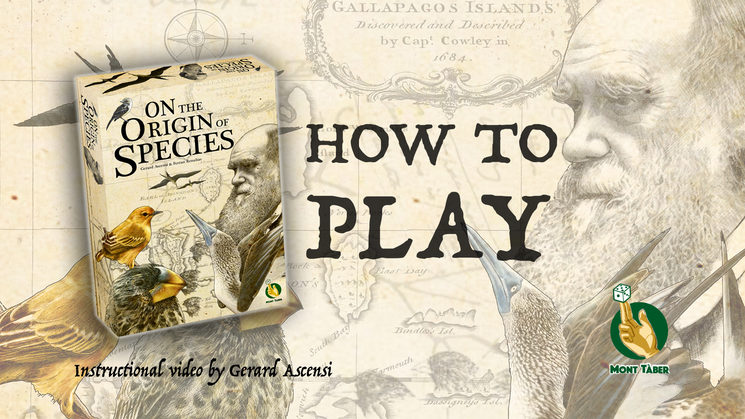 On the Origin of Species - How to play?