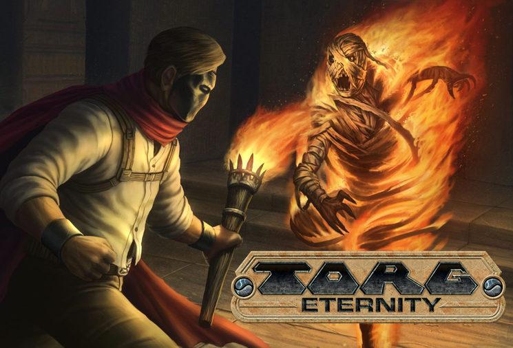 Torg Eternity, el futuro de la línea