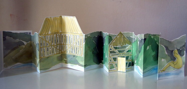 """Memento house"""