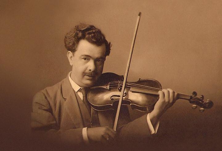 Francesc Benetó (1877 - 1945), nascut a Castelló, va ser un dels violinistes més importants de la seua època