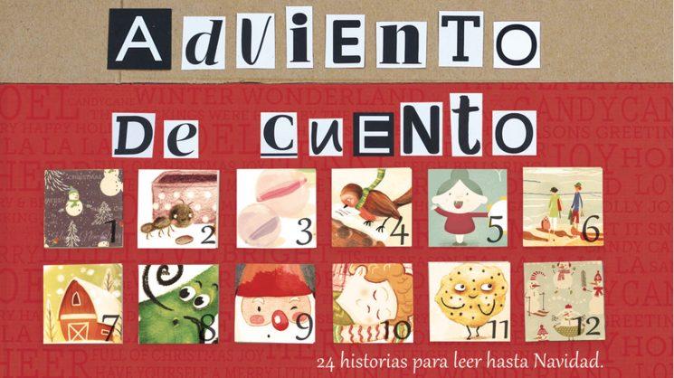 ADVIENTO de CUENTO. 24 cuentos para contar antes de navidad