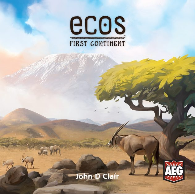 Ecos, first continent