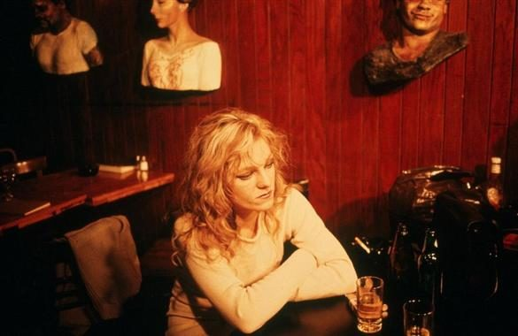 Cookie Mueller por Nan Goldin
