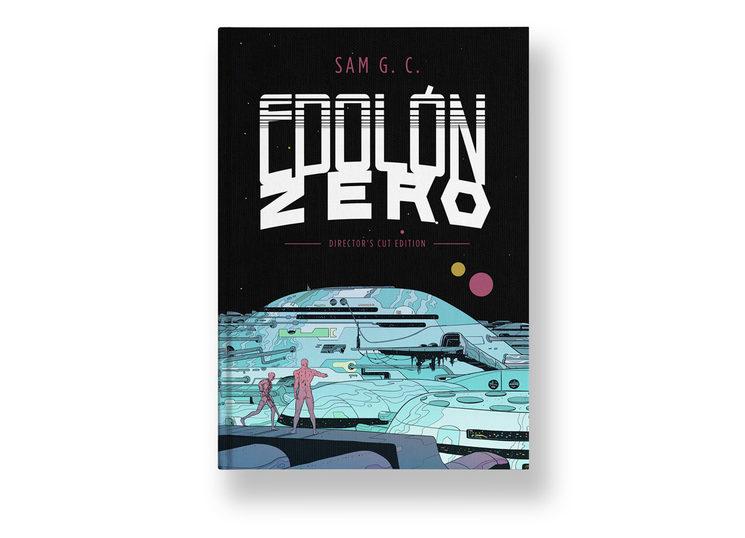 Edolón Zero - La historia de una portada
