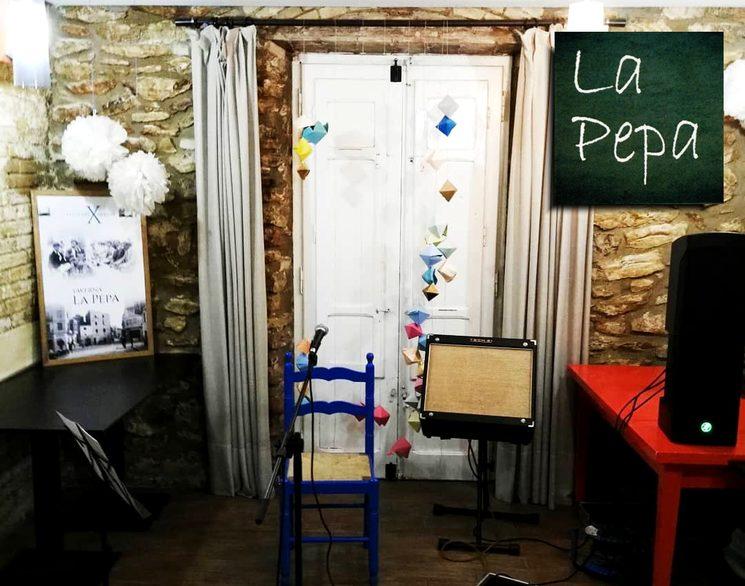 """Concert privat a """"La Pepa"""" (Amposta)"""